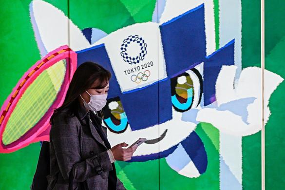 Él a remény a jövő évi tokiói olimpia megrendezésére