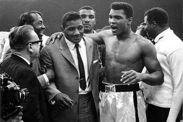 Muhammad Ali lánya szerint apja az első