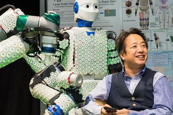 Egyre emberibbé  válnak az ipari robotok