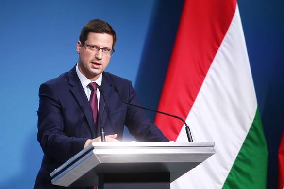 Gulyás: Brüsszel tervei nem kedvezőek Magyarország számára