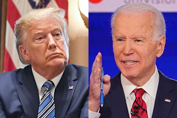 Szinte biztosan Joe Biden lesz Donald Trump ellenfele