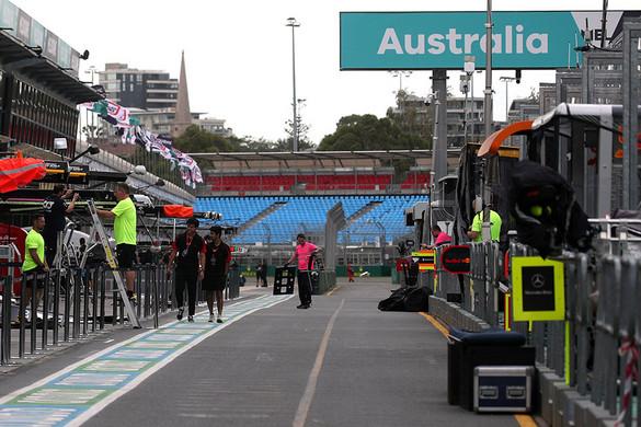 Törölték a Forma-1 szezonnyitó versenyét, az Ausztrál Nagydíjat