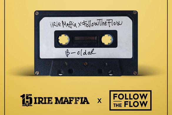 Otthon forgatott klipet új dalához az Irie Maffia és a Follow The Flow