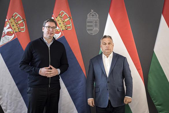 Orbán Viktor: Bajban ismerszik meg a jó barát