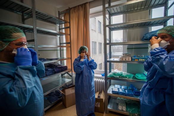 Fidesz: Az unió nem adott forrást a világjárvány elleni védekezésre