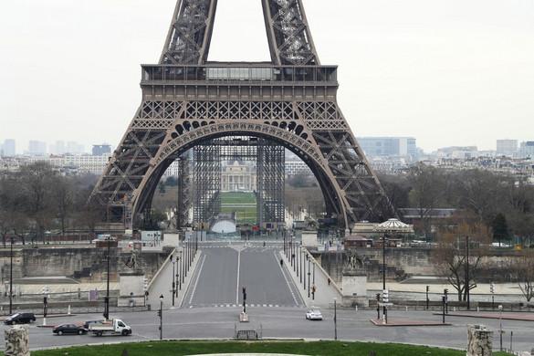 Egészségügyi dolgozók jelentették fel a francia kormányt
