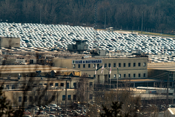 Leáll az esztergomi Suzuki gyár
