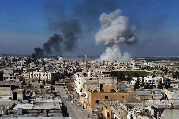 Moszkva: A terroristák megerősített övezetei összenőttek a török megfigyelőállásokkal