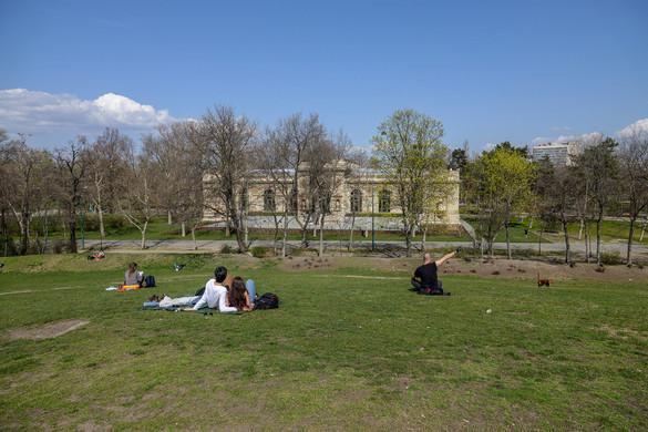 Városliget Zrt.: Ne jöjjenek a parkba!