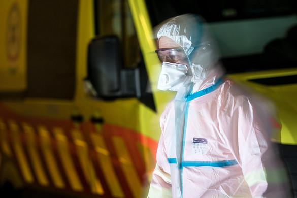 3945 fővel emelkedett itthon a fertőzöttek száma