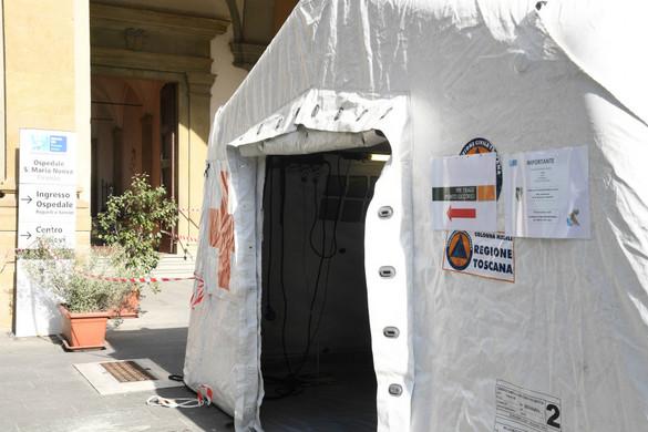 Róma a koronavírus-fertőzöttek számának további emelkedését várja