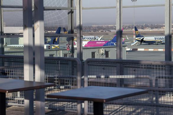 Óvintézkedések mellett indítja újra az utaskiszolgálást a Budapest Airport