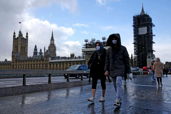 Meghaladta az ezret a halálos áldozatok száma Nagy-Britanniában