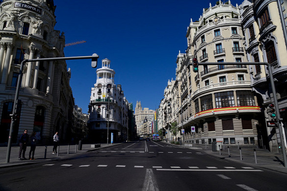 Spanyolországban véget ér a szükségállapot
