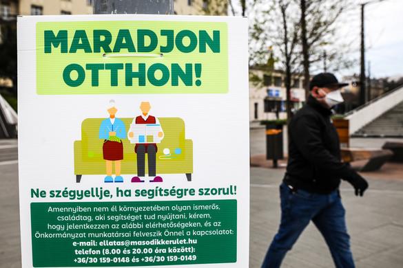 Ötszáz fölé emelkedett az igazolt fertőzöttek száma Magyarországon