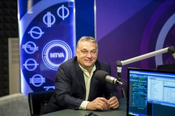 Orbán Viktor: Kétfrontos háborúban vagyunk