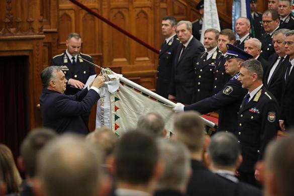 Orbán: A rend a szabadság alapja