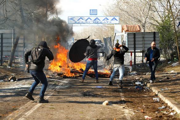 Török források szerint egy férfit lelőttek a görög-török határon, Athén cáfol