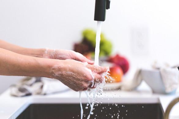 A biztonságos ivóvízellátás járvány idején is elsődleges szempont