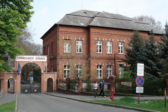 Járványkórházként működik a miskolci Semmelweis kórház