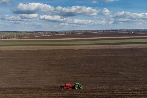 Semmi nem akadályozza a mezőgazdasági munkákat