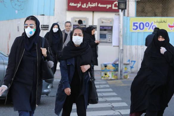 Minden tizedik percben meghal egy fertőzött Iránban