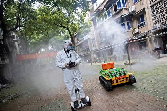 Feloldották a vesztegzárat a járvány kínai gócának számító Vuhanban