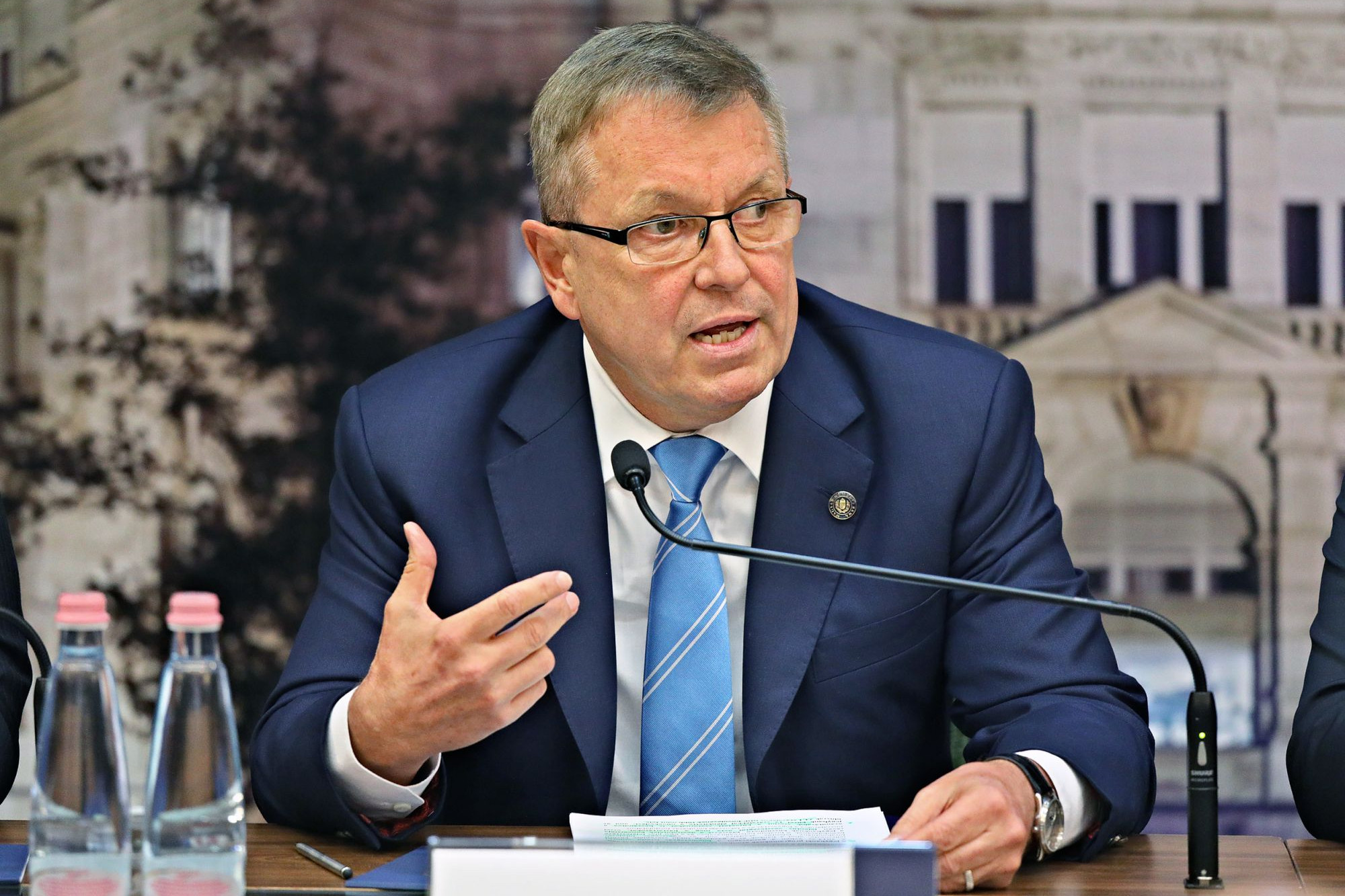 Matolcsy György: Az adat lett az új olaj, pénzügyi