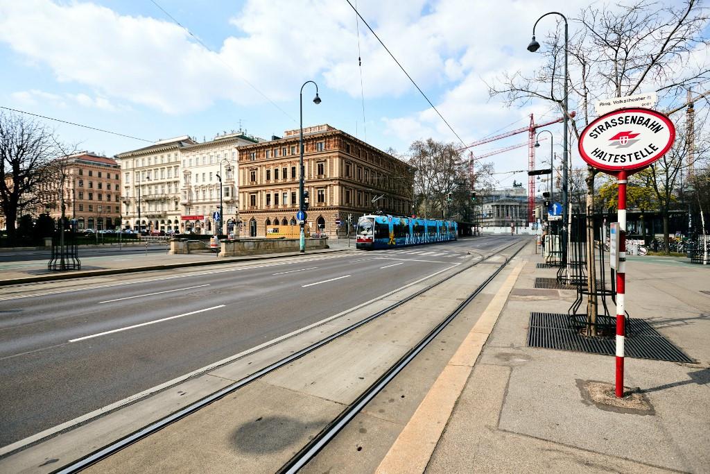 Bécsben sem mennek ki az utcára a lakosok