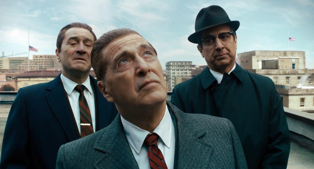 Al Pacino és DeNiro számára is igazi jutalomjáték volt Az ír