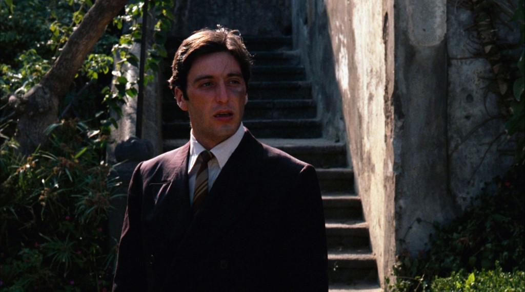 A Keresztapában Michael Corleone szerepe hozta el számára az áttörést