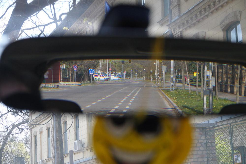 Üres utca Budapesten, a tisztifőorvos ezt szeretné megőrizni