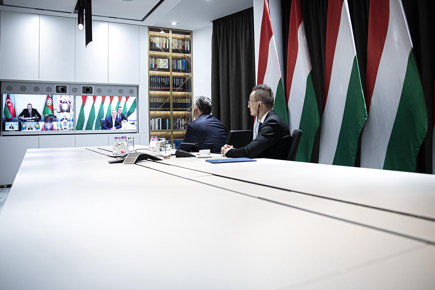 A tanácsban Magyarország megfigyelői státusszal rendelkezik