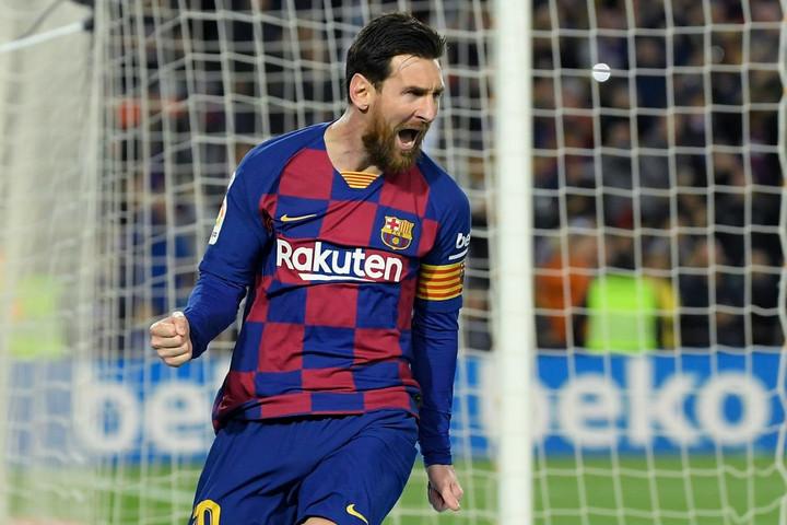 Messit visszavárja gyerekkori argentin csapata