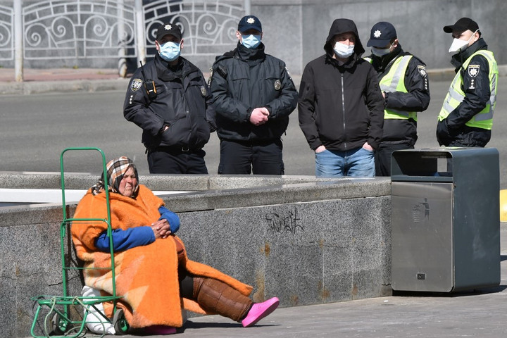 Napról napra rekordot dönt Ukrajnában az új fertőzöttek száma