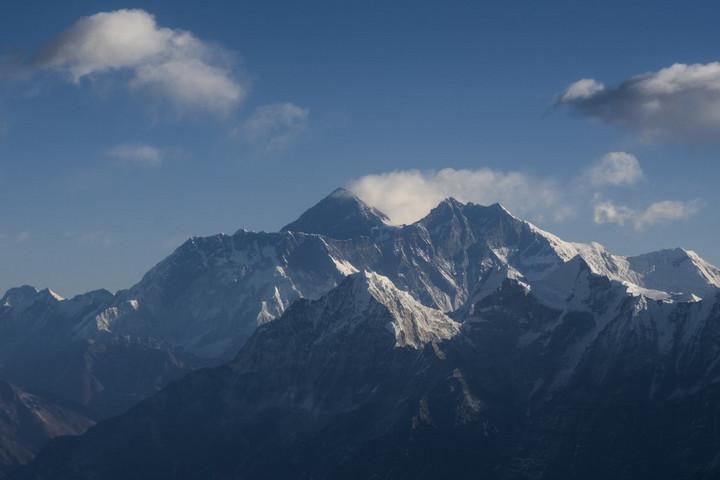 A férfi, aki otthon mászta meg a Mount Everestet