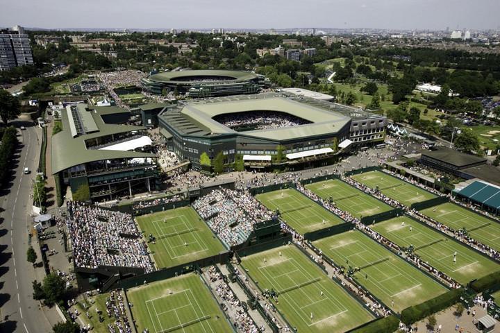 A II. világháború óta először törölték a wimbledoni tenisztornát