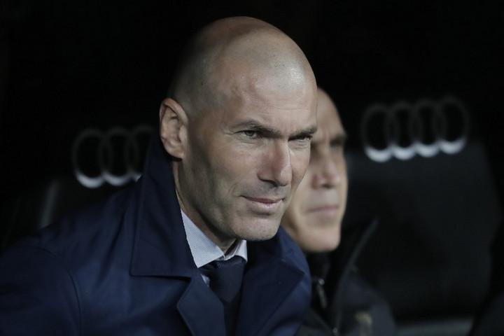 Zidane a Bayernből igazolna