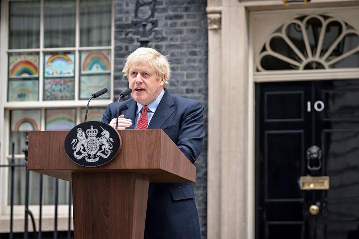 Nagy-Britannia túljutott a járvány tetőzésén