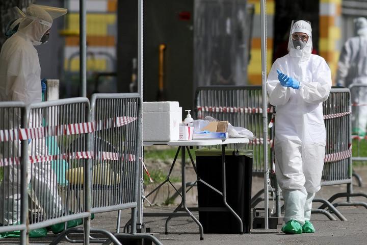 A legtöbb napi fertőzést észlelték az elmúlt 24 órában
