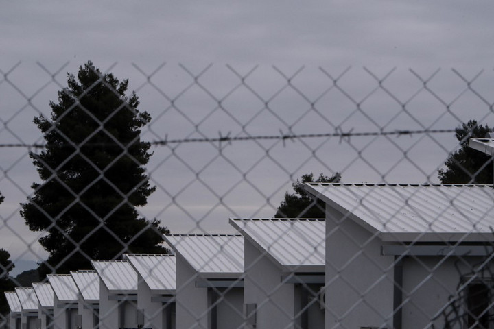 Újabb menekülttábort vontak karantén alá Görögországban
