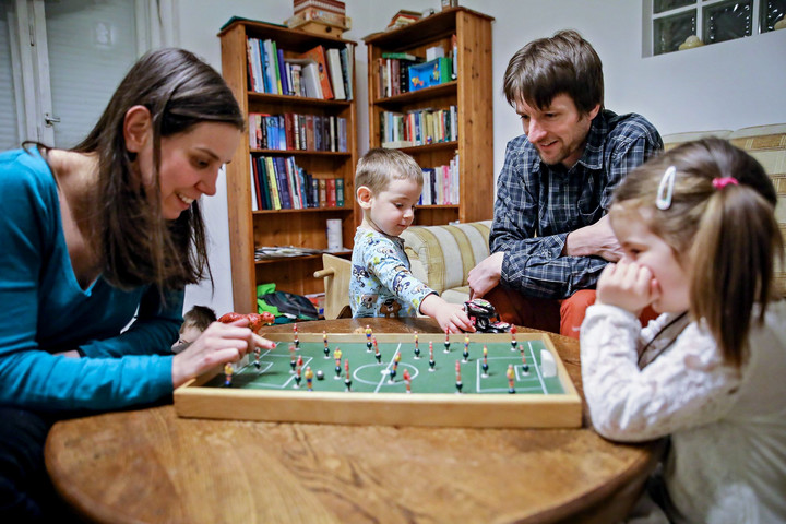 A gyermekes családok jobban figyelnek a környezet védelmére