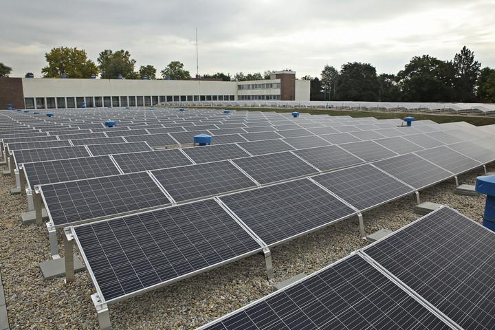 Jelentősen bővülhet a hazai naperőmű- kapacitás