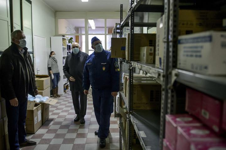 Az ÁSZ támogatja a kórházparancsnokokat
