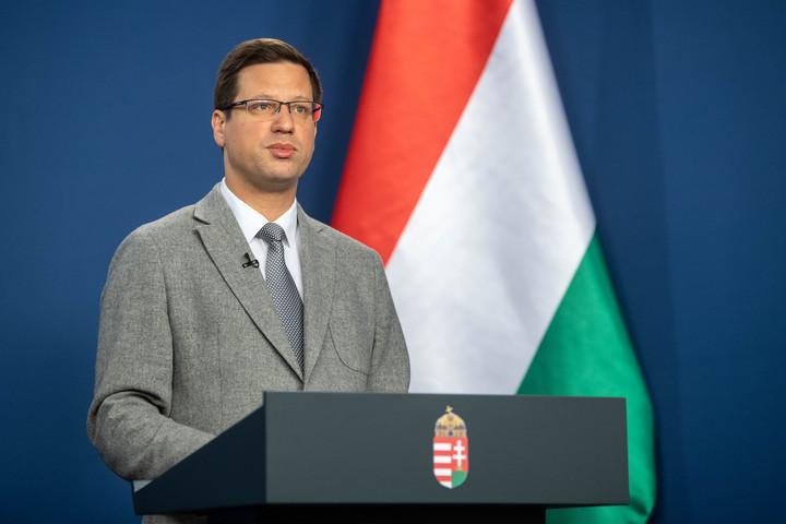 Gulyás: Európában az egyik legsikeresebb volt a magyar járványügyi védekezés