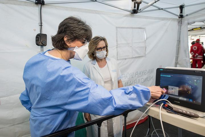 A CÖF-CÖKA kiáll az igazságtalanul támadott orvosok és egészségügyi szakdolgozók mellett