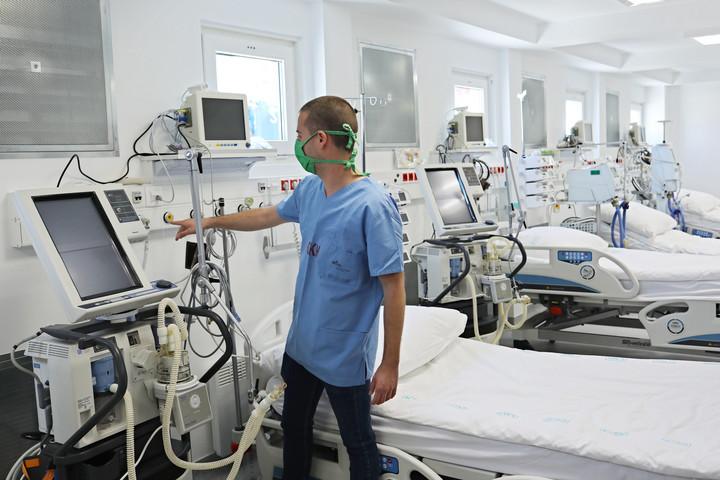 Jól vizsgázott a magyar lélegeztetőgép