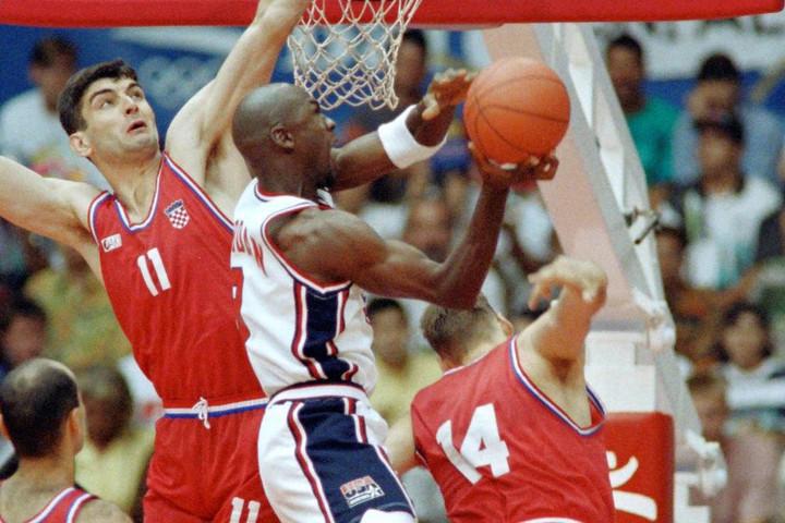 Csillagászati összeget fizetek Michael Jordan válogatott mezéért