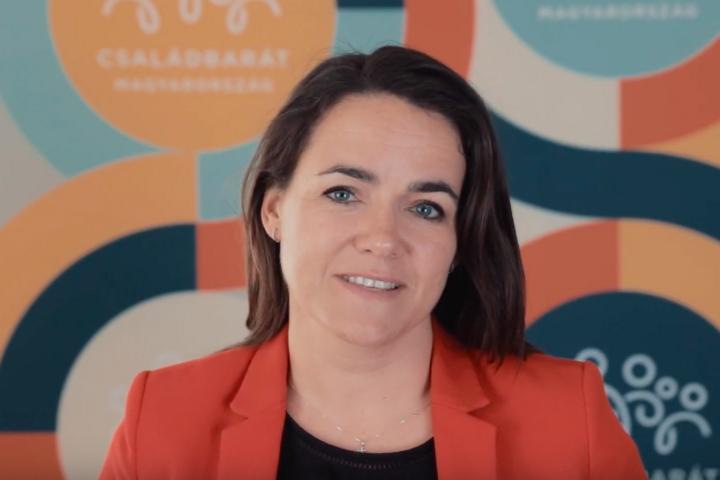 Novák Katalin: Térjünk vissza a józanság hangjához!