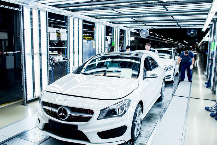 Kedden újraindul a termelés a kecskeméti Mercedes-gyárban